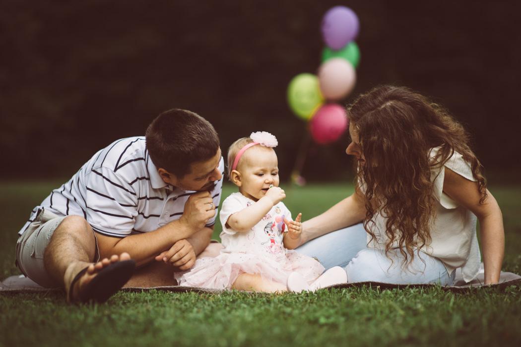 obiteljsko fotografiranje beba maksimir
