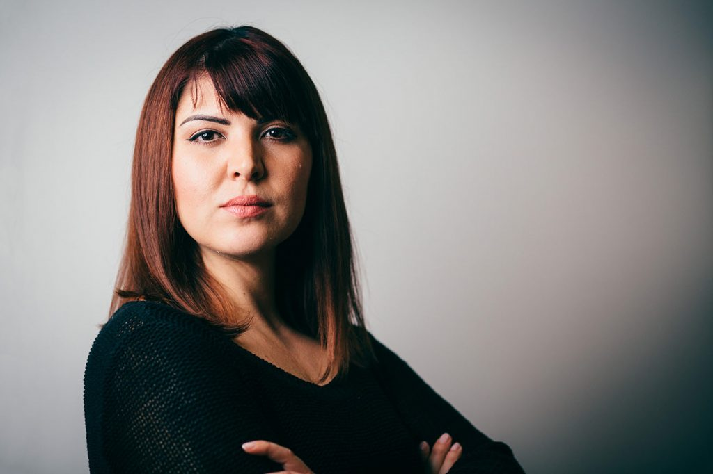 poslovni profil, portret