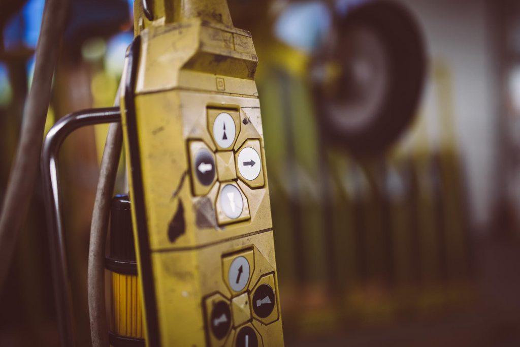 Fotoagrafiranje industrijskog postrojenja